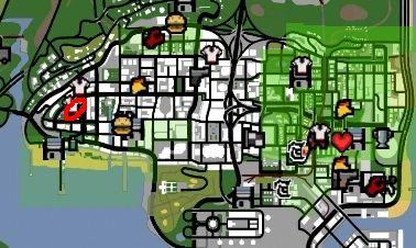 Gta Sa Grand Theft Auto San Andreas Clothes Victim